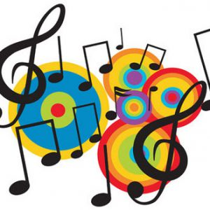 ¡Ritmo y percusión! – Salas de 4  y 5